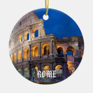 Het Ornament van Kerstmis van Italië - van Rome
