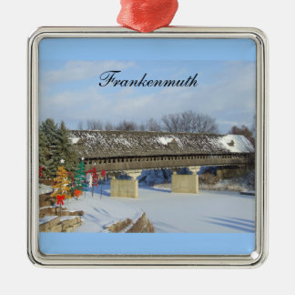 Het Ornament van Kerstmis van Michigan van