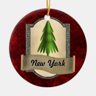 Het Ornament van Kerstmis van New York