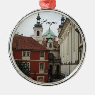 Het Ornament van Kerstmis van Praag