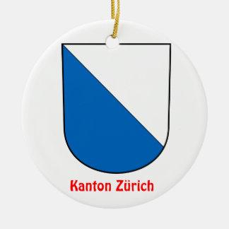 Het Ornament van Kerstmis van Zürich* van het