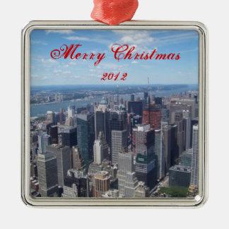 Het Ornament van New York van Kerstmis