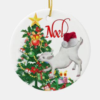 Het Ornament van Noel van de geit