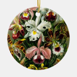 Het Ornament van orchideeën