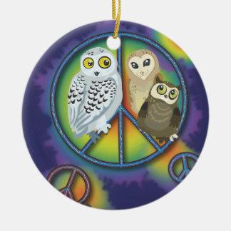 Het Ornament van Owl~ van de vrede