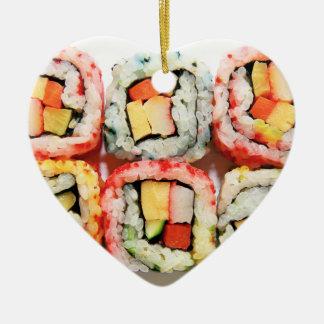 Het Ornament van sushi