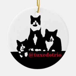 Het Ornament van TuxedoTrio