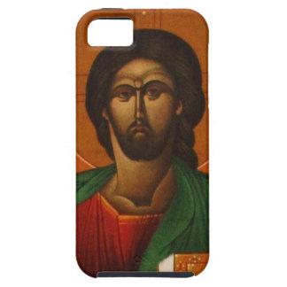 Het Orthodoxe Christelijke Pictogram van Tough iPhone 5 Hoesje