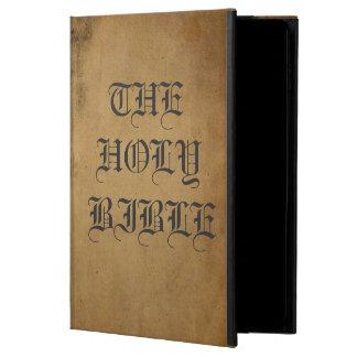 Het oude Geval van de Bijbel iPad Air2 POWIS van