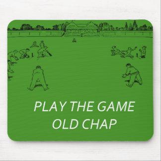 Het Oude Kloofje van The Game van het spel Muismat