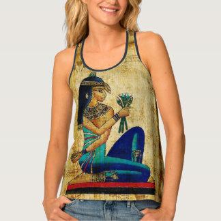 Het oude meisje van Egypte