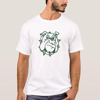 Het oude Overhemd van de Buldog van de School T Shirt