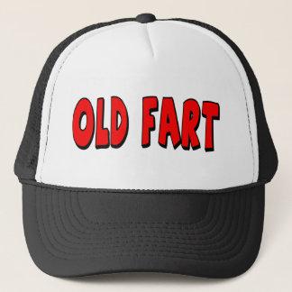 Het oude Pet van de Verjaardag Fart vijftigste