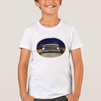 Het oude Vintage Overhemd van de Pick-up van T Shirt