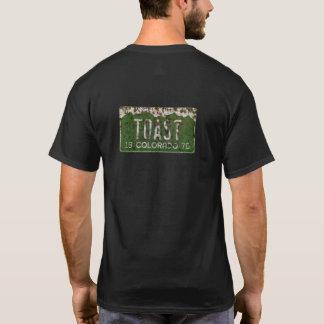 Het oude Vintage Overhemd van PlateTruck van de T Shirt