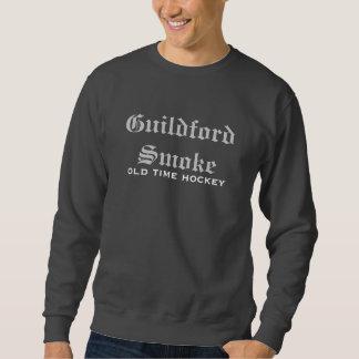 het oude zweet van het tijdhockey trui