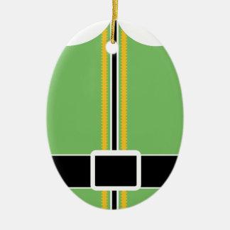 Het Ovale Ornament van het elf
