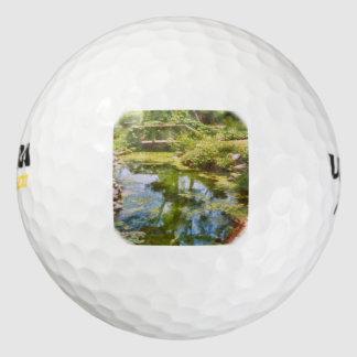 Het overdenken het Leven Golfballen