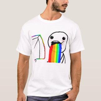 Het overgeven van het Overhemd van Meme van de T Shirt