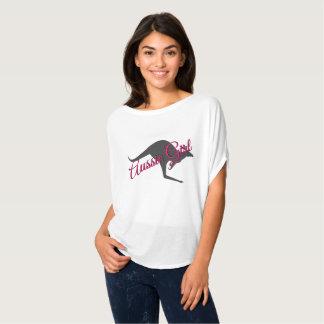 Het Overhemd van Australië van de Kangoeroe van