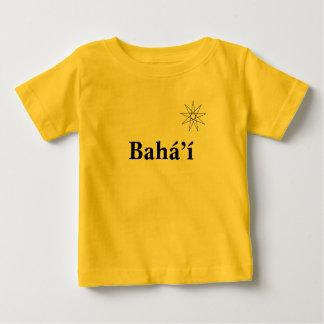 Het overhemd van Baha'i voor babys Baby T Shirts