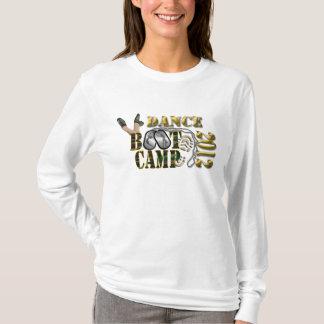 Het Overhemd van Boot Camp van de dans T Shirt