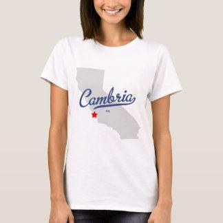 Het Overhemd van Californië CA van Cambria T Shirt