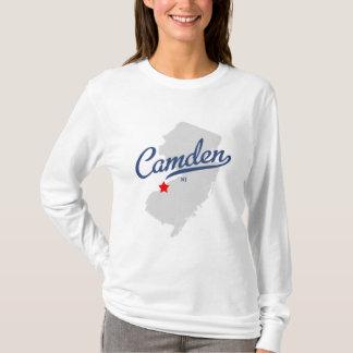 Het Overhemd van Camden New Jersey NJ T Shirt
