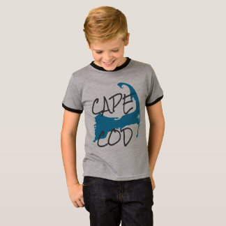 Het Overhemd van Cape Cod Massachusetts van de T Shirt