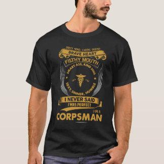 Het Overhemd van Corpsman T Shirt