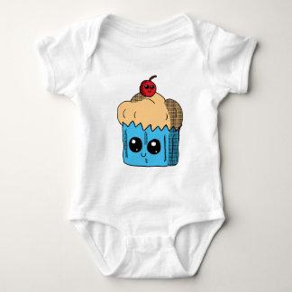 Het Overhemd van Cupcake van Kawaii Romper