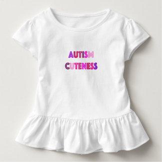 Het Overhemd van Cuteness van het autisme Kinder Shirts