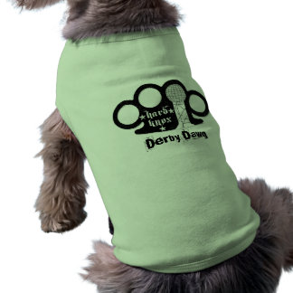 Het Overhemd van Dawg van de derby T-shirt