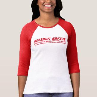 Het Overhemd van de Bakkerij van Redshirt van Shirt