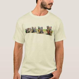 Het Overhemd van de Boerderij van Cadillac T Shirt