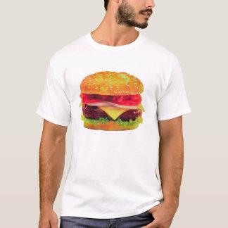 Het overhemd van de Cheeseburger T Shirt