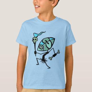 Het overhemd van de Danser van Tiki van de Toorts T Shirt