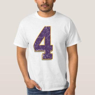 Het overhemd van de douaneVikingen van Brett Favre T Shirt