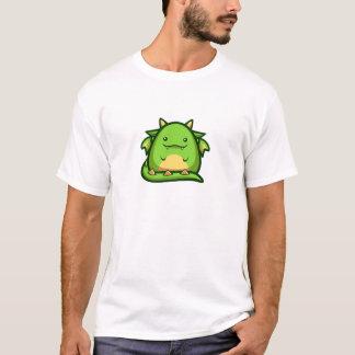 Het Overhemd van de Draak van kopvoorns T Shirt