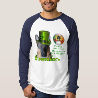 Het Overhemd van de Eigenaar van de Duitse herder T Shirt