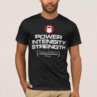 Het Overhemd van de Formule van de macht T Shirt