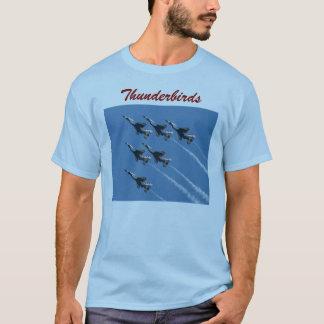 Het Overhemd van de Foto van Thunderbirds T Shirt