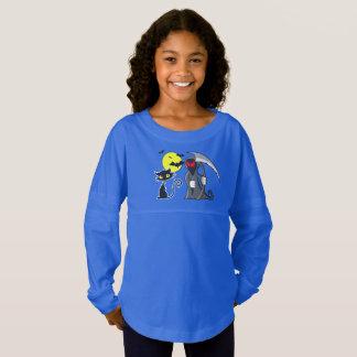 Het Overhemd van de Geest van de Meisjes van het Jersey Shirt