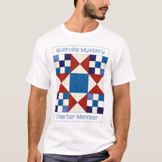 Het Overhemd van de Geheimzinnigheid van T Shirt