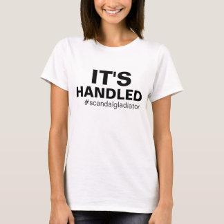 Het Overhemd van de Gladiator van het schandaal T Shirt