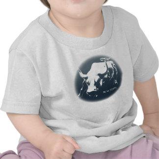 Het Overhemd van de Herinnering van de Stier van T Shirts
