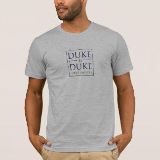 Het Overhemd van de hertog & van het Logo van de T Shirt