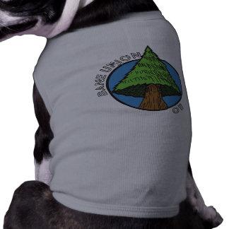 Het Overhemd van de hond - het Lied van de Boom T-shirt