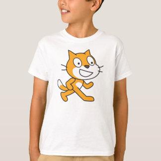 Het Overhemd van de Kat van de kras (Kind) T Shirt