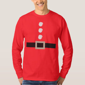 Het Overhemd van de kerstman T Shirt